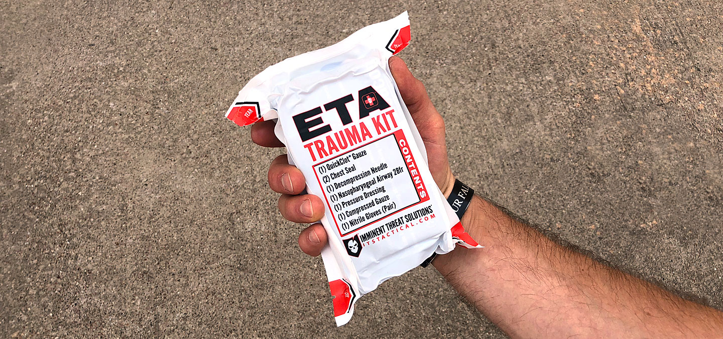 ETA Trauma Kit Featured