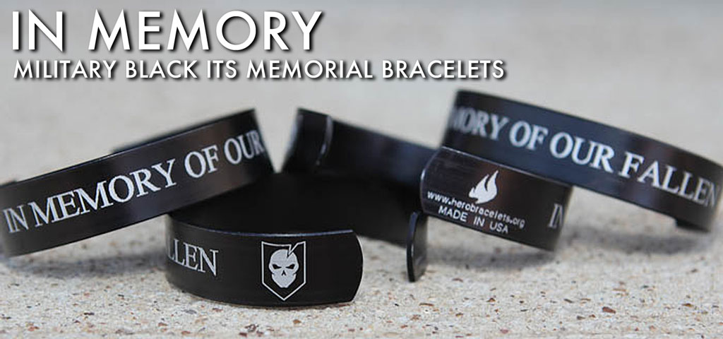 Memorial Bracelets Featured