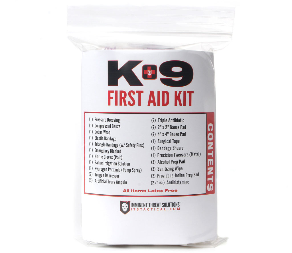 K-9 First Aid Kit 01