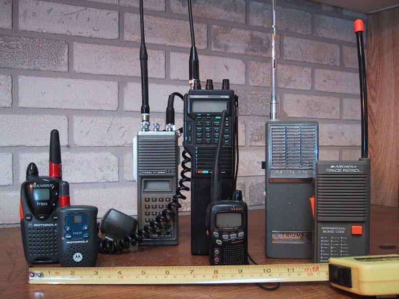 Choosing a Radio 06