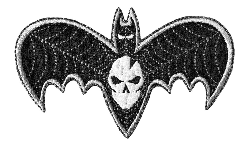 Dracula Bat Morale Patch