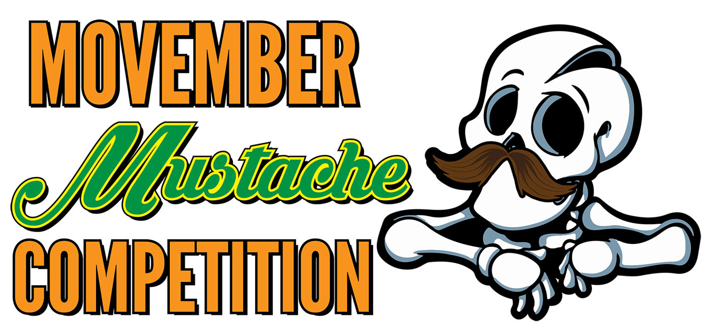 ITS Movember Mustache Competition Featured