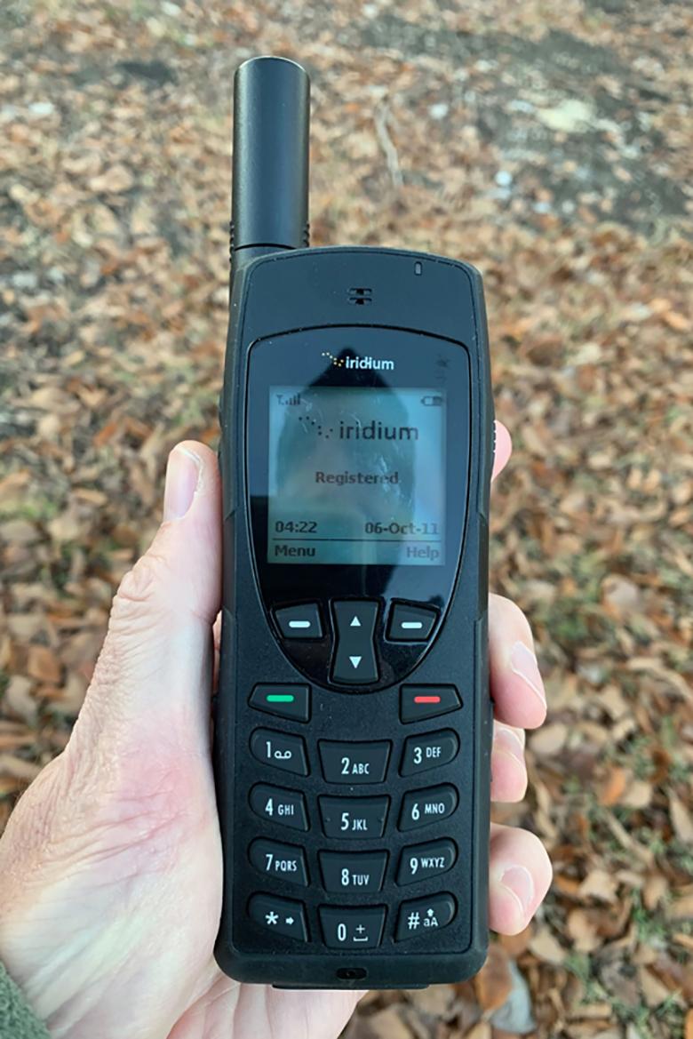 Satellite Phone 03