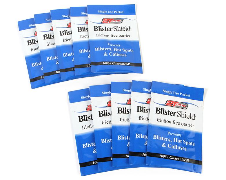 Blisters Powder