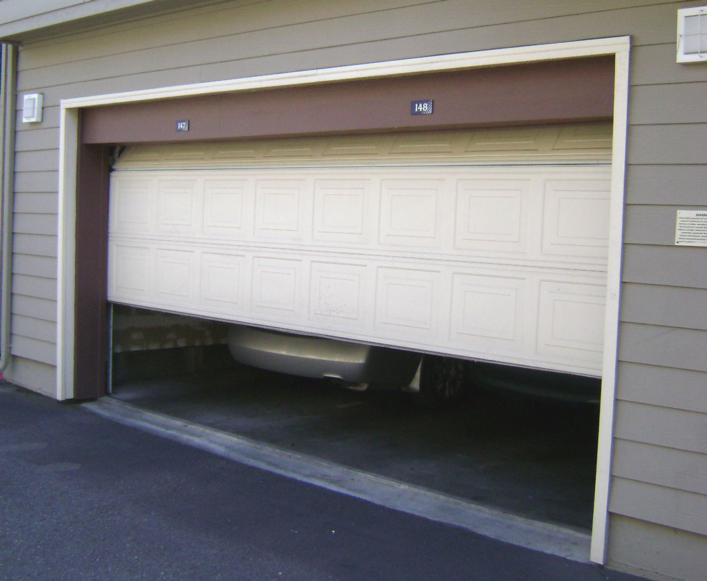 Garage Door Raising