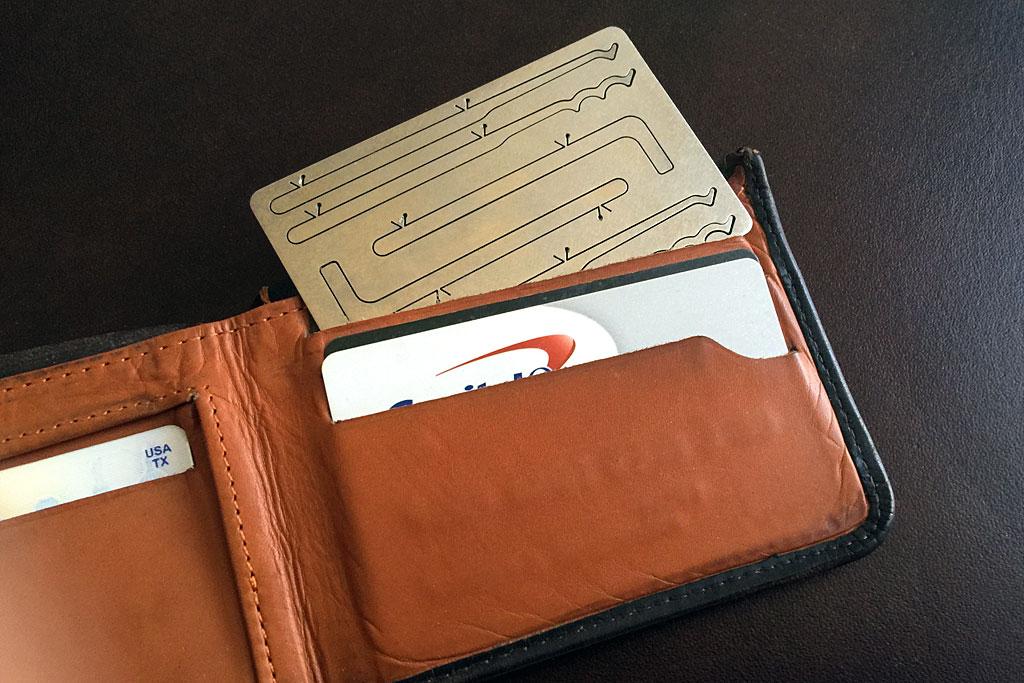 Entry Card Titanium