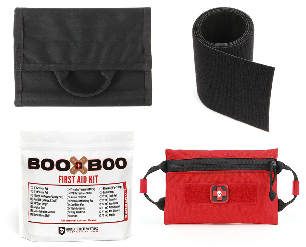 Vehicle First Aid Kit Body