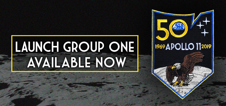 Apollo 11 Morale Patch Body