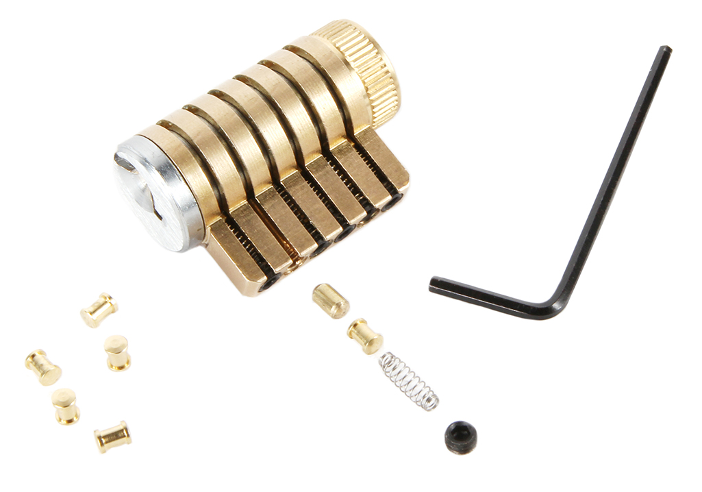 Modular Practice Lock with Security Pin Kit