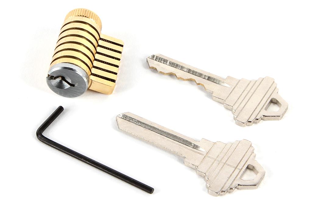 Modular Practice Lock Body