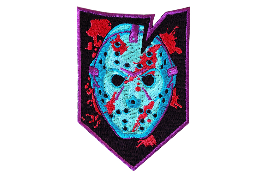 Friday the 13th Morale Patch Body