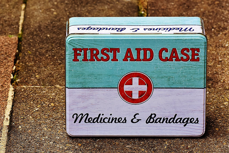 First Aid kit Body