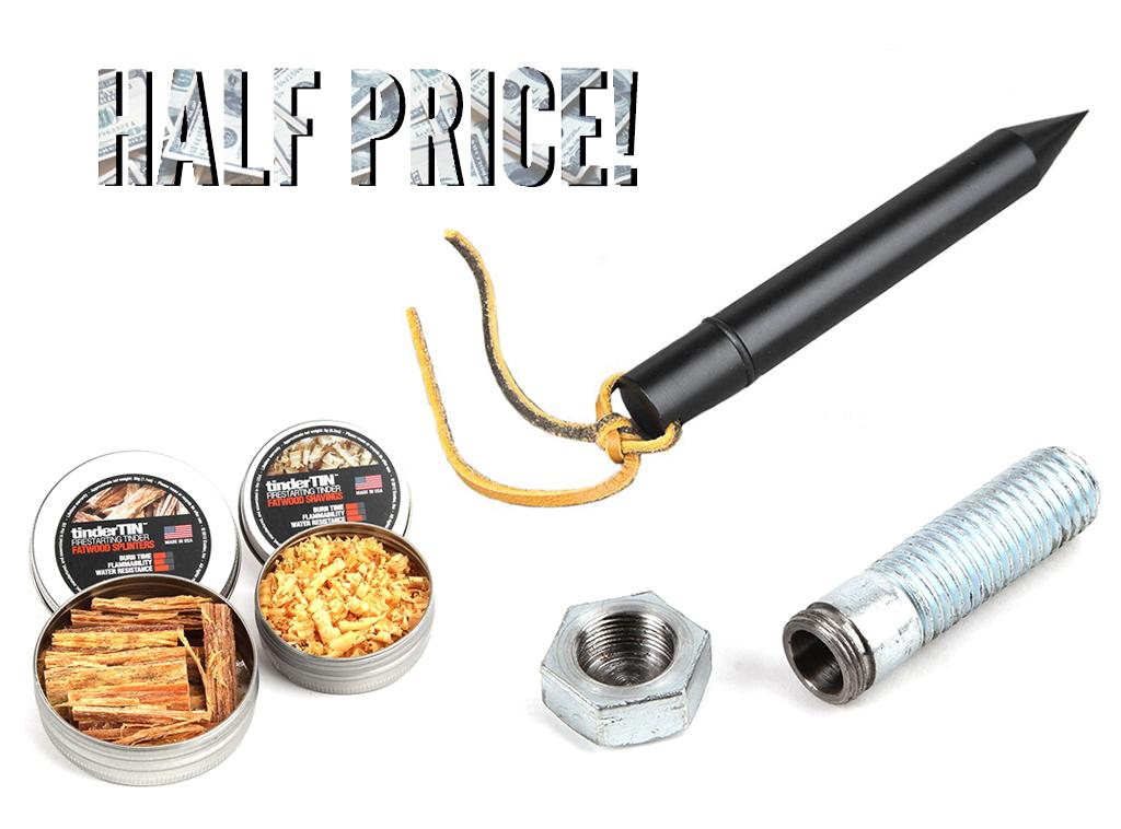 Half Price Dollar Days