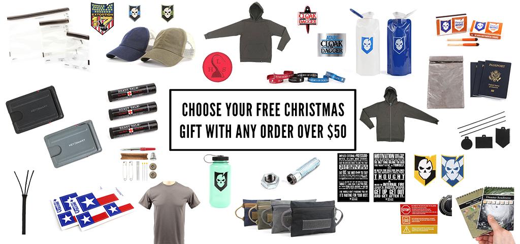 Christmas Gift Body