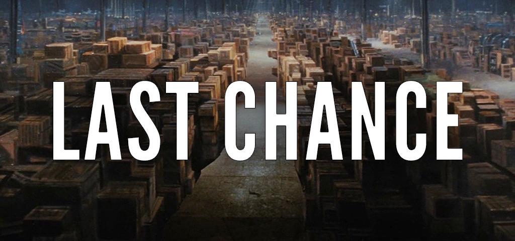 Last Chance 2019 Body