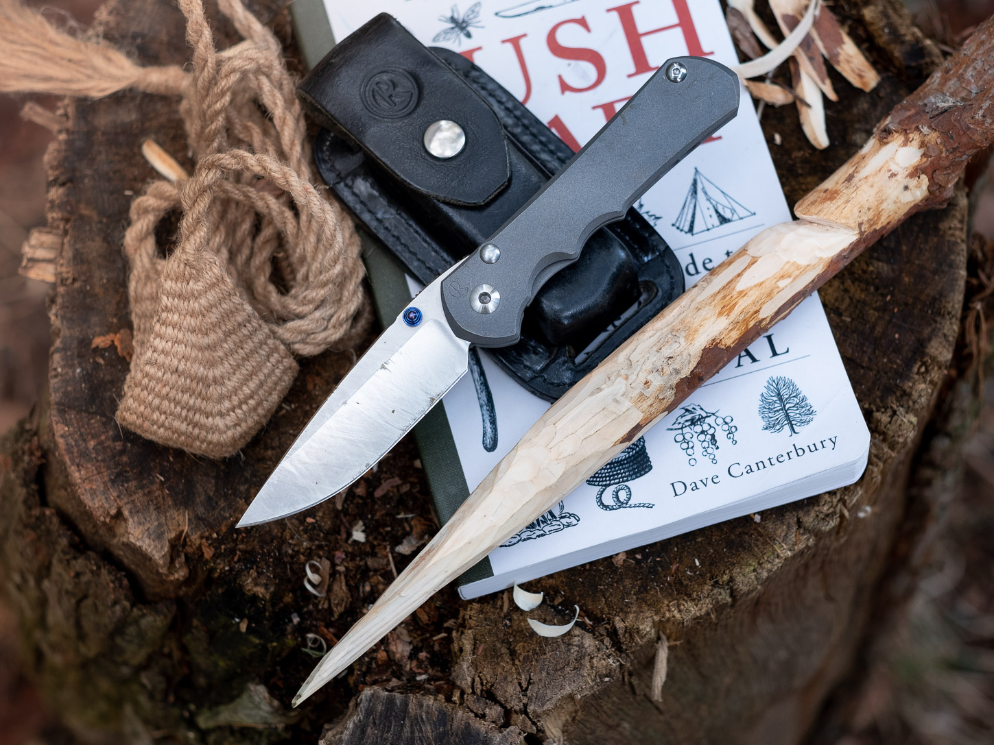 Whittling with the Inkosi