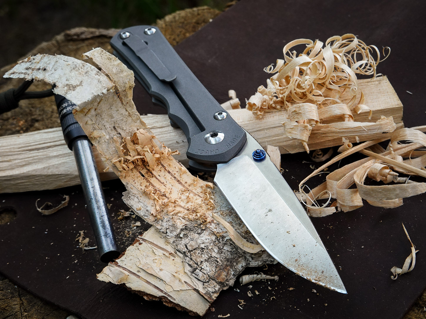 More Whittling with the Inkosi