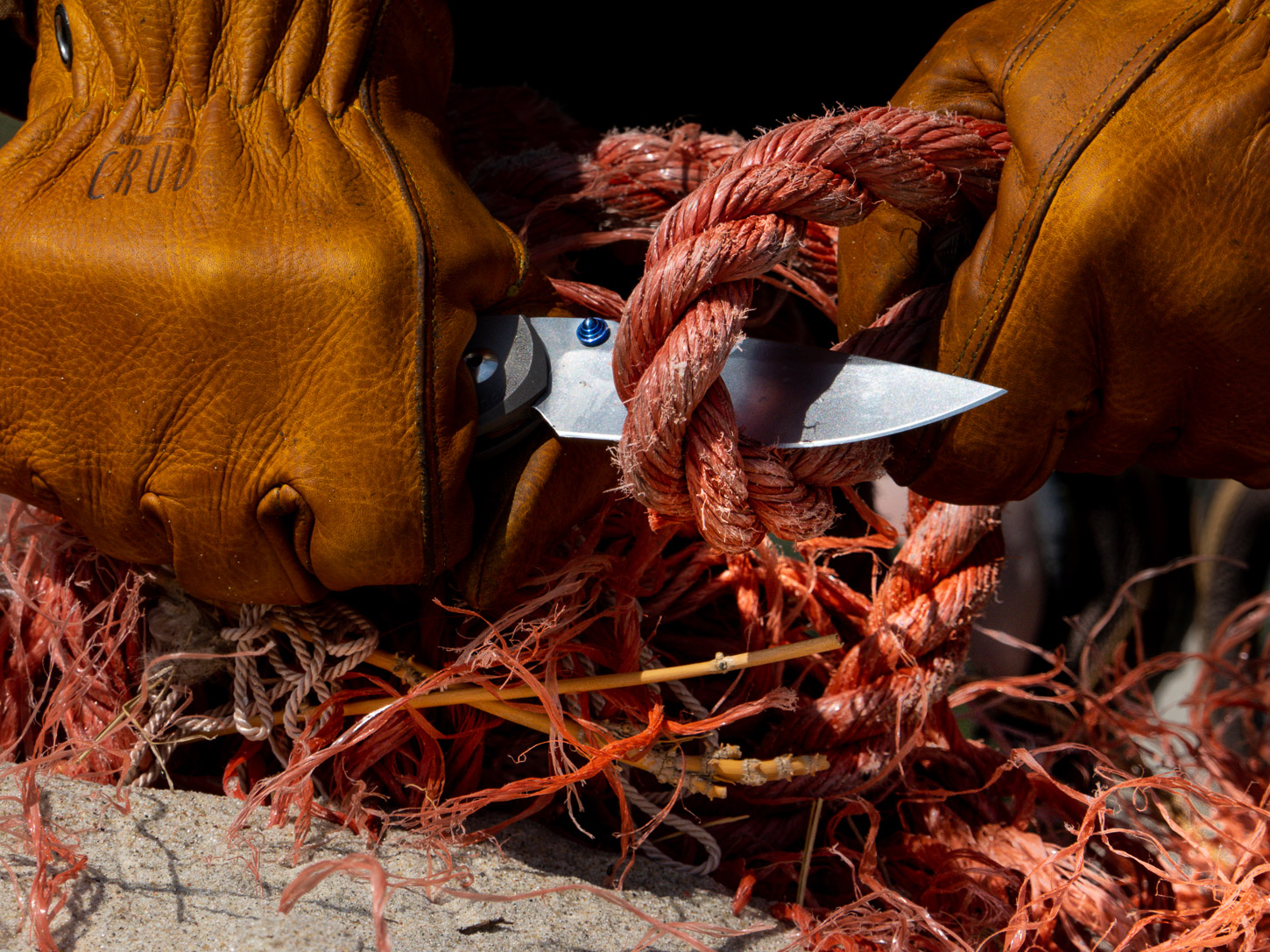 Cutting Rope with the Inkosi