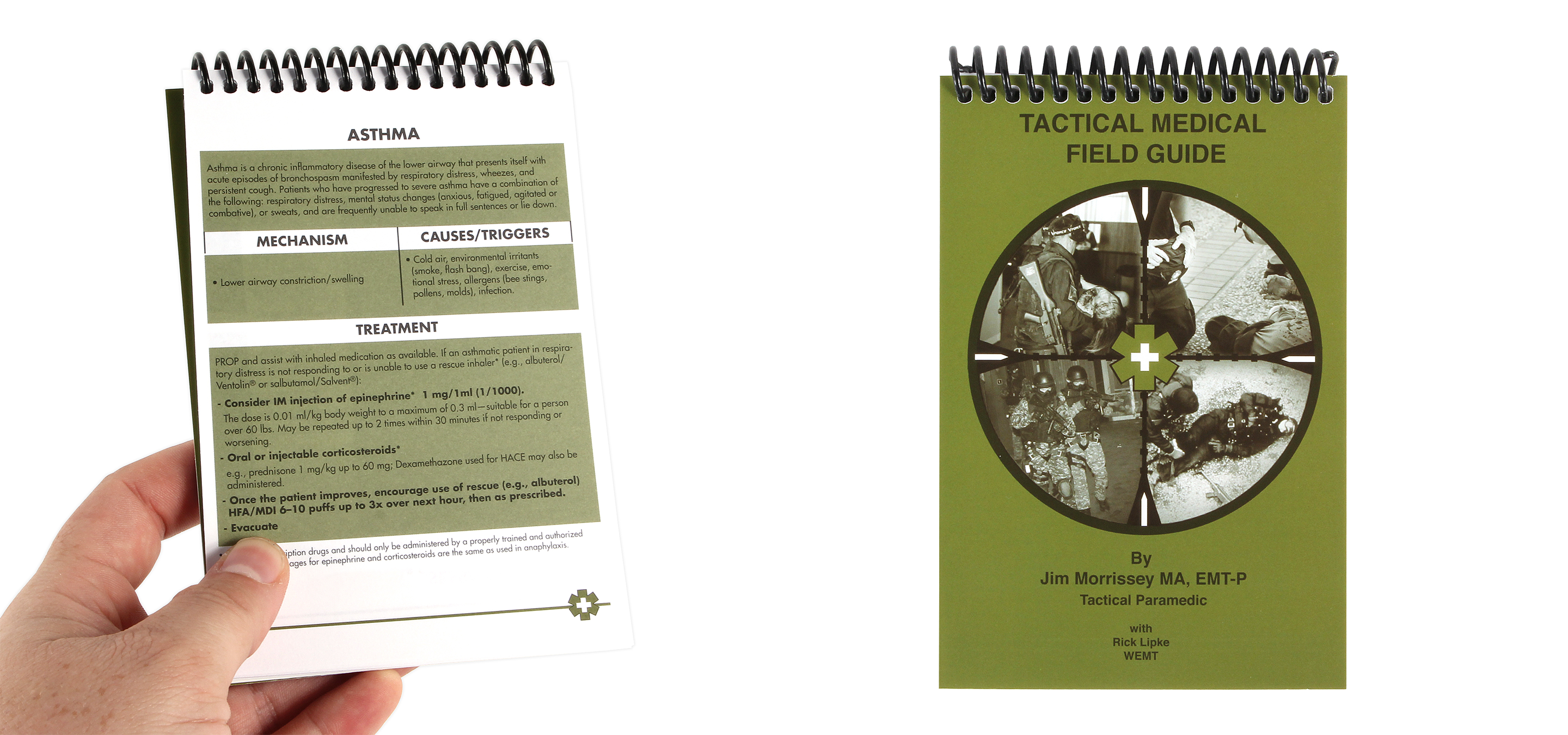 Tactical Medical Field Guide Featured