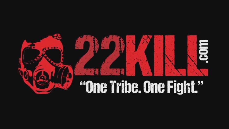 22Kill Logo